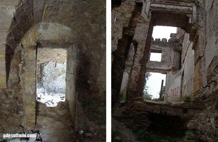 Пару фото - замок в с. Петровка, Одесской области