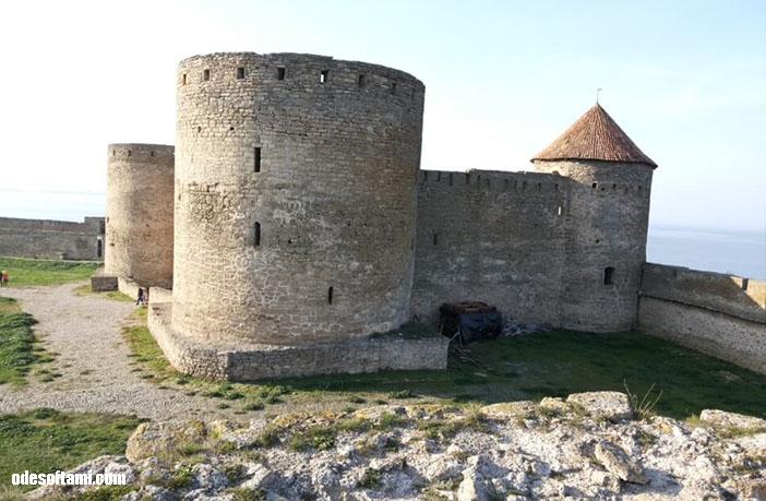 Аккерман - крепость в Белгород-Днестровском