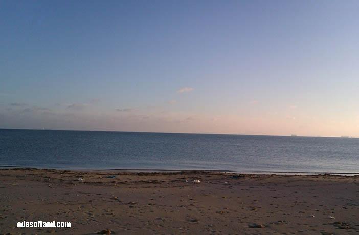 Дофиновка. Отличный пляж. Рекомендую побывать