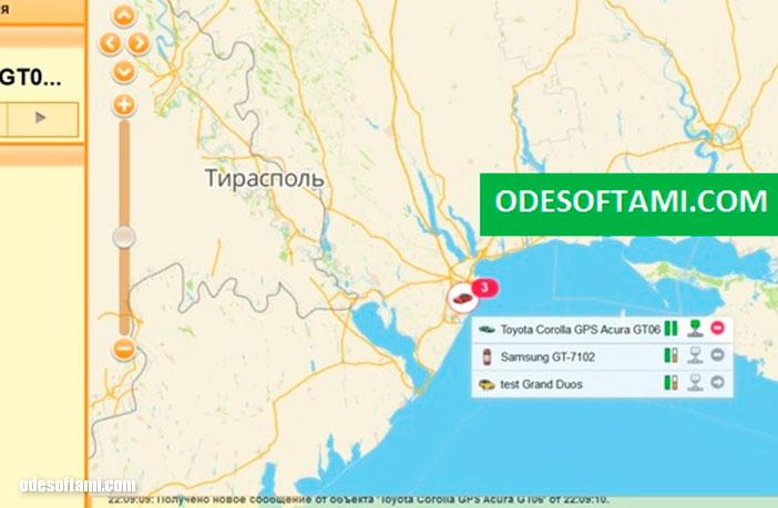Настройка GPS трекера GT06 AccuraTE оригинал. Инструкция на русском языке и обзор - odesoftami.com