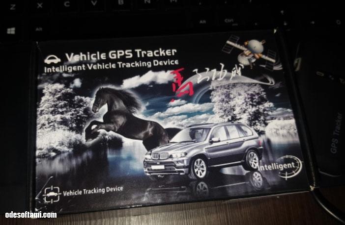 Настройка GT02a GPS Tracker