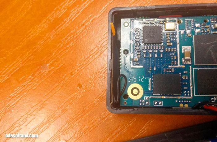 Как разобрать мини GSM трекер A8 жучок, мониторинг GSM GPRS LBS Tracker - odesoftami.com
