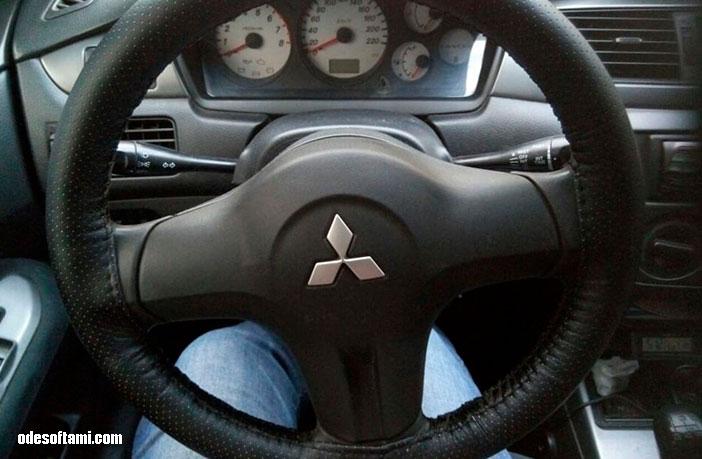Бортовой журнал Mitsubishi Lancer- odesoftami.com