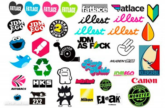 Sticker bomb free - бесплатные стикеры и наклейки на ваше авто - odesoftami.com