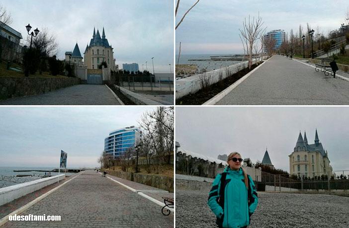 Замок Гарри Поттера в Одессе - odesoftami.com