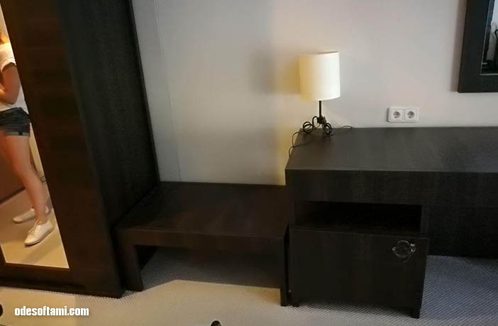 Про отель Баккара на чистоту