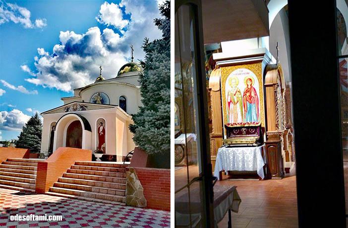 Путешествие в Свято-воскресный теплодарский женский монастырь