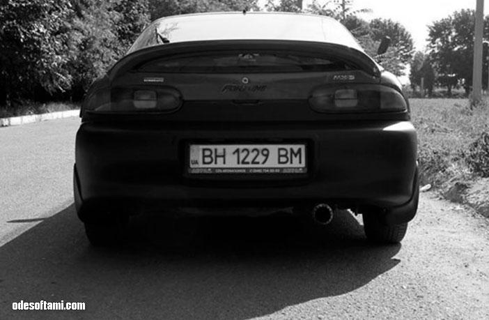 Бортовой журнал Mazda MX-3 - odesoftami.com
