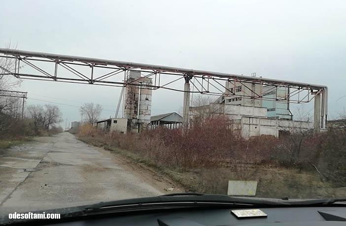 Одесская Атомная Электростанция в Теплодар