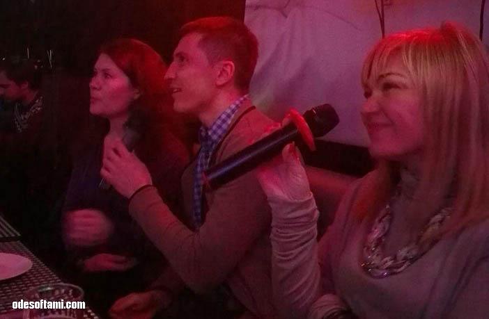 Караоке в Золотой Дюк , Приморский бульвар - Красная строка - odesoftami.com