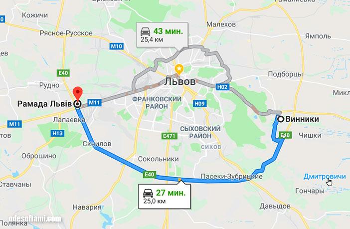 Поехали в Малевич, Львов - odesoftami.com