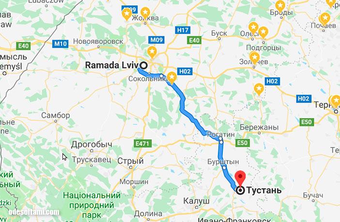 Отель RAMADA, Львов - odesoftami.com