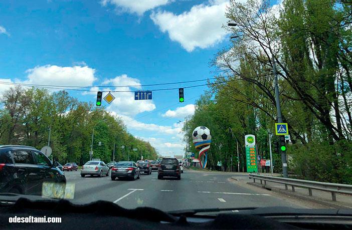 Автопутешествие из Киева во Львов, Украина - odesoftami.com