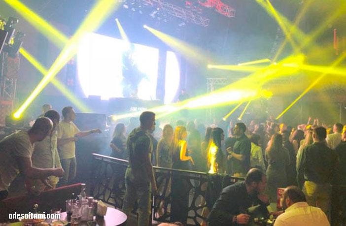 Malevych: concert arena & night club  - odesoftami.com
