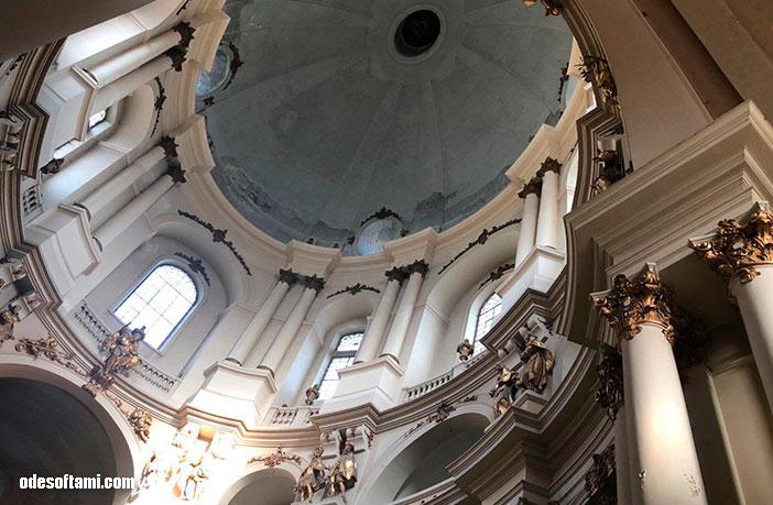Доминиканский монастырь и собор - odesoftami.com