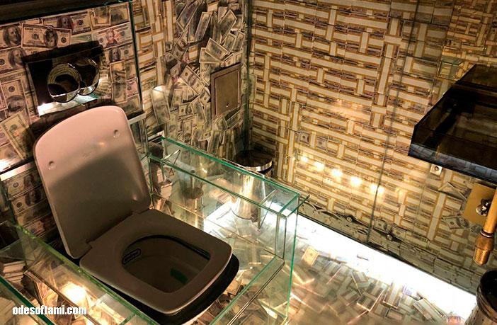 Туалет в Масонской ложе, Львов - odesoftami.com