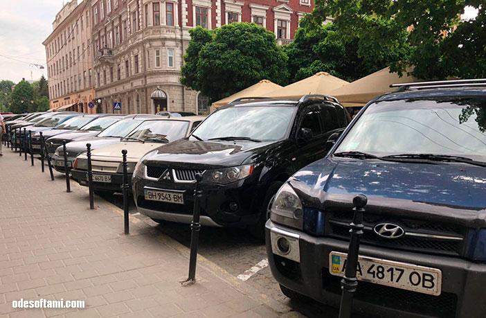 Бесплатная парковка Львов - odesoftami.com