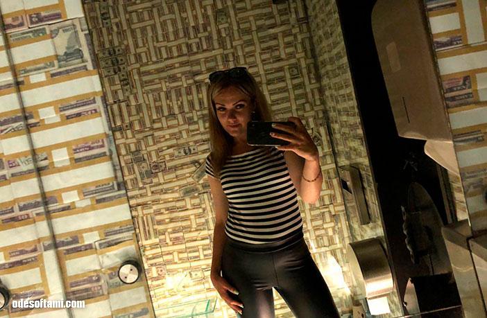 Ира Буслаева и туалет в Масонской ложе, Львов - odesoftami.com