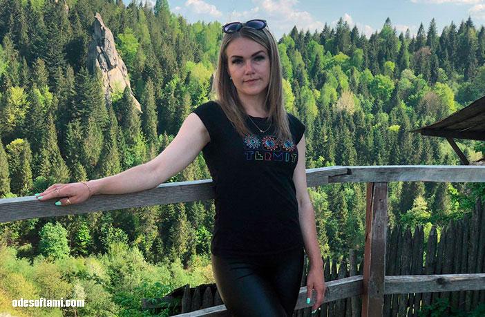 Тустань, Львов - odesoftami.com