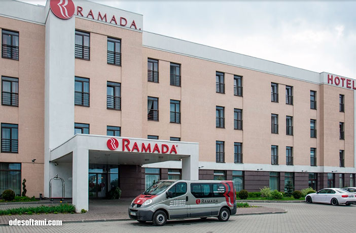 RAMADA hotel Львов - odesoftami.com