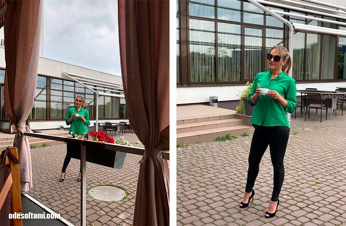 Ира Буслаева в отель Ramada Львов - odesoftami.com