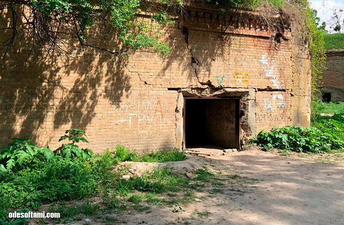Таракановский форт – одно из самых мистических мест Украины - odesoftami.com