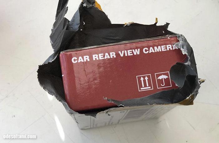 Камера заднего вида для Mitsubishi Outlander 170 градусов матрица SONY MCCD