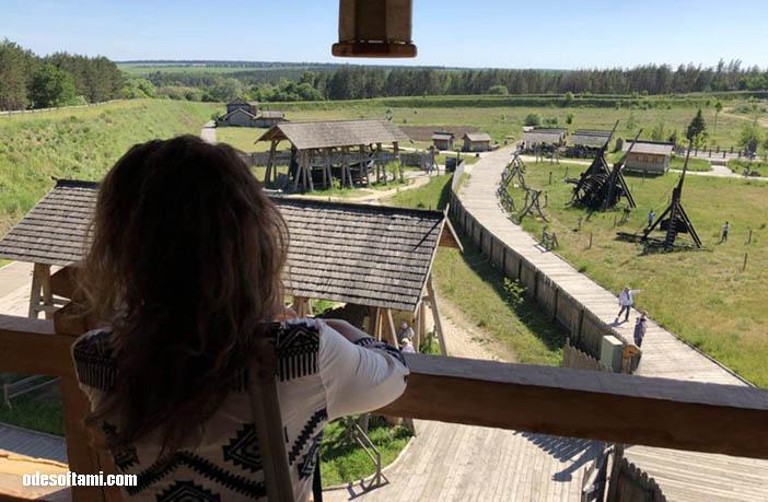 Путешествие в «парк Киевская Русь» — село Копачев, Киевская область - odesoftami.com