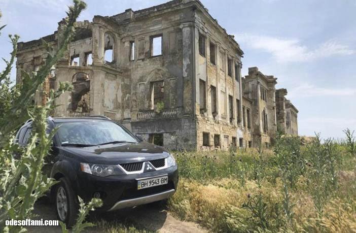 Усадьба Панкеева, Одесская область