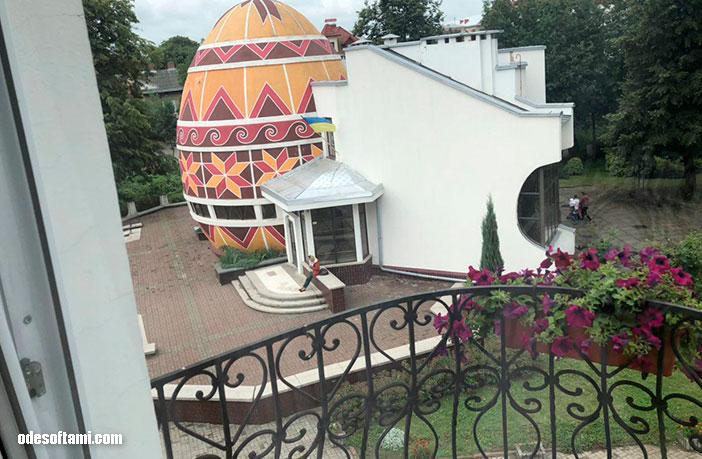 Утро в Коломыя, отель Писанка odesoftami.com