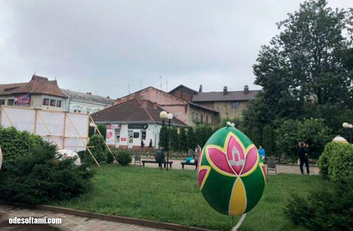 Утро в Коломыя - odesoftami.com