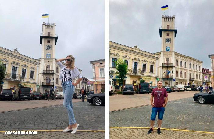 Ратуша в Коломыя - odesoftami.com