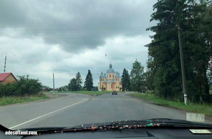 По пути в Карпаты, Украина - odesoftami.com