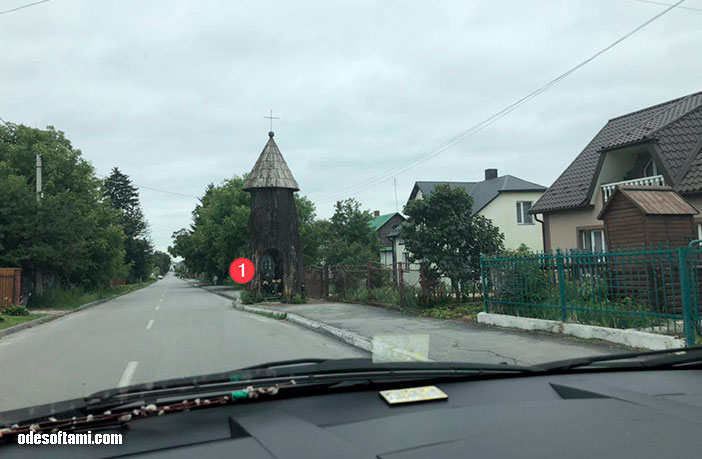 Святодухівський монастир Скит в Почаев - odesoftami.com