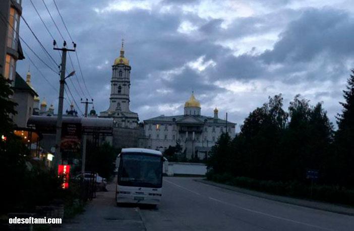 Вечерняя прогулка по Почаев - odesoftami.com