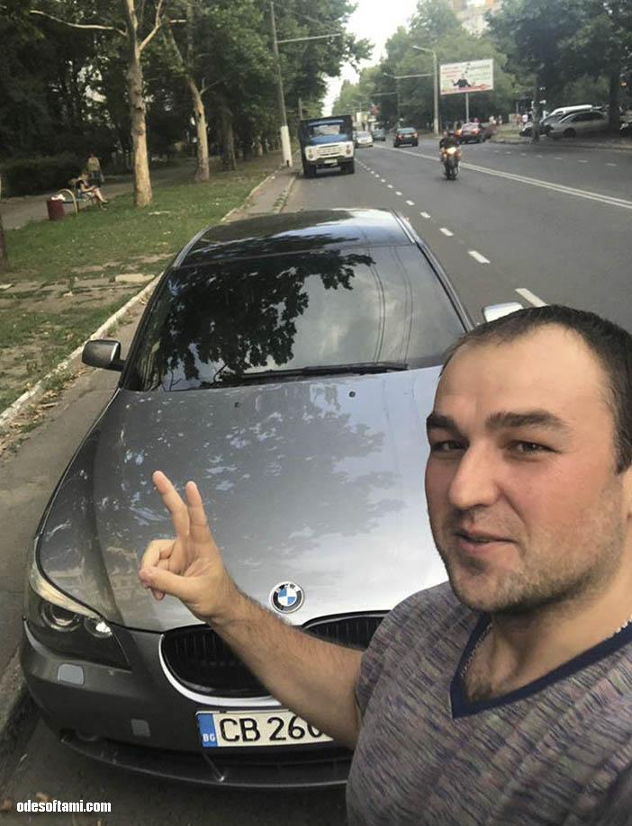 Новая селфуха с BMW