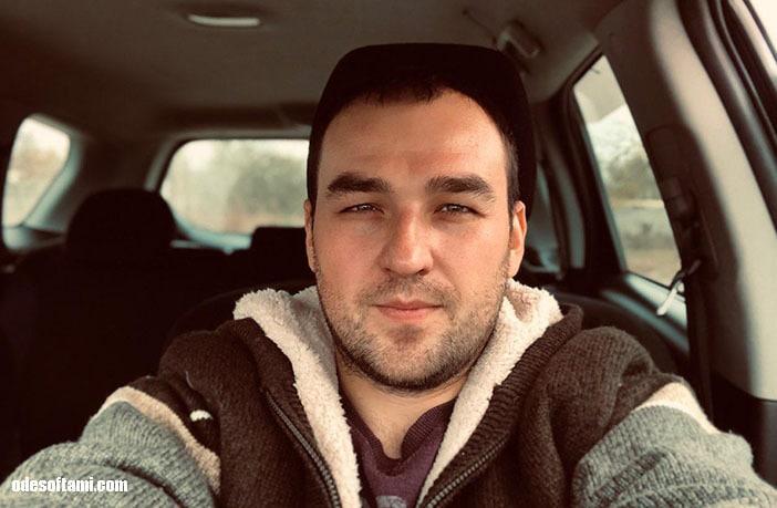 Мой портрет, Денис Алексеенко - odesoftami.com.
