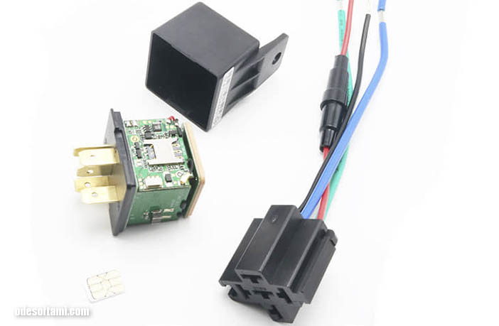 Newest vehicle relay gps tracker LK720