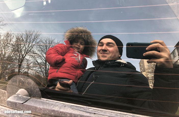Весна в Одессе 2019 - odesoftami.com