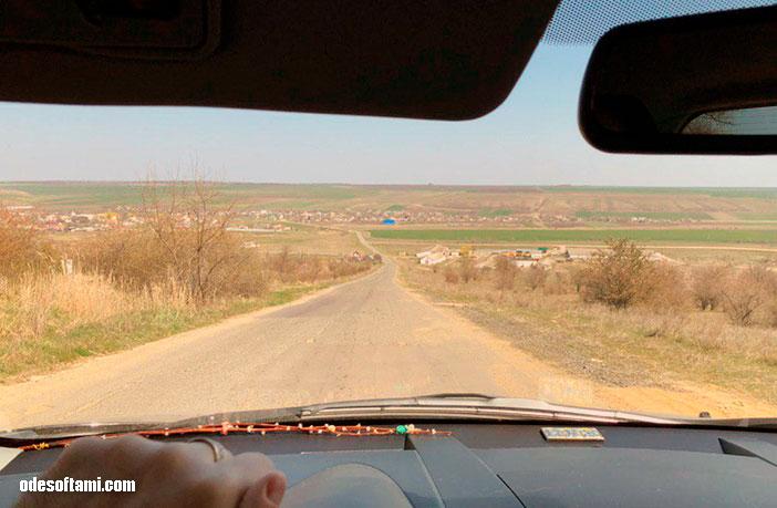 Женский монастырь в селе Белка. Одесская область.