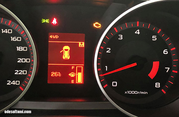 Чистка дроссельной заслонки и клапана EGR на Mitsubishi Outlander XL