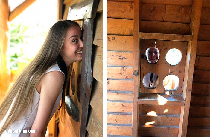 Анастасия Сандул прячется на Ранчо дядюшка Бо. Одесская область - odesoftami.com