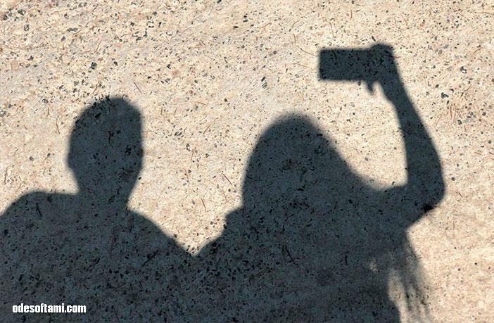 Анастасия Сандул и Денис Алексеенко в Эколандия. Одесская область - odesoftami.com