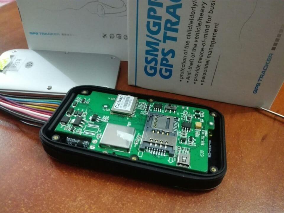 Как изменить IMEI в трекере Coban GPS 303