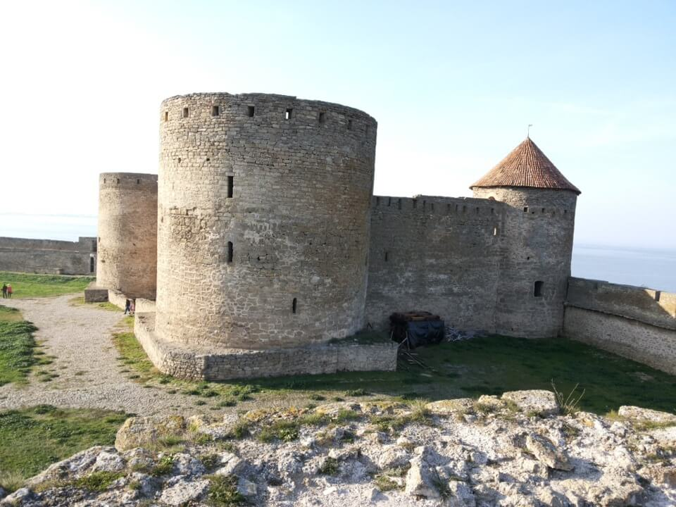 Белгород-Днестровкский крепость Аккерман