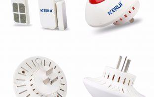 Kerui - музыкальная сирена krj009 для радио сигнализации