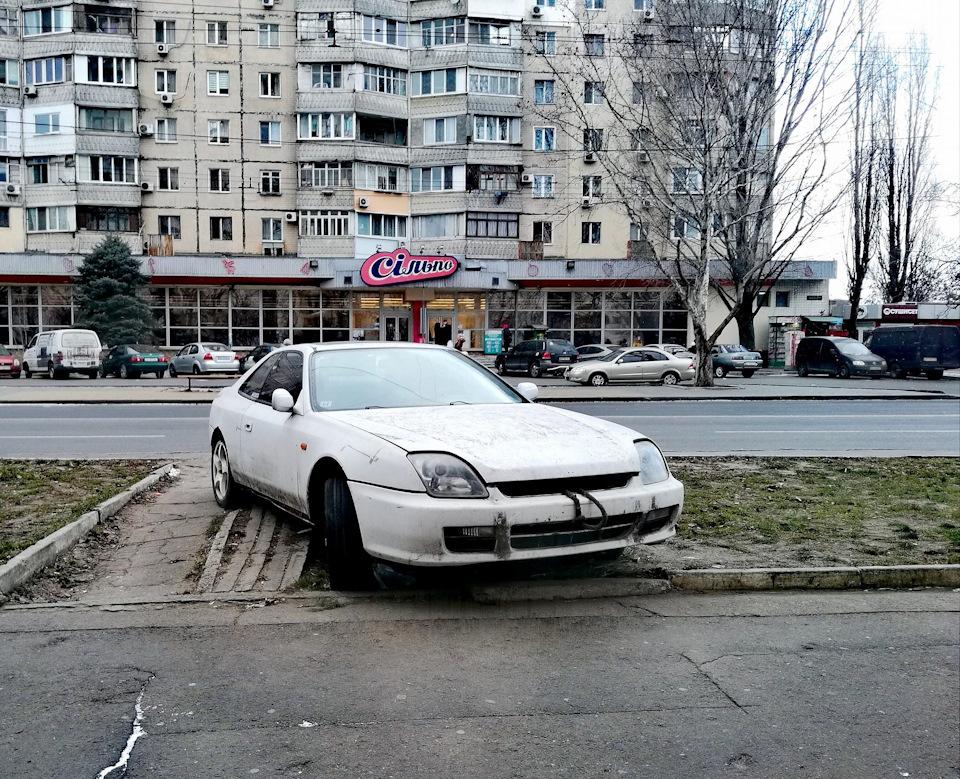 Давайте дружно поможем машине найти владельца…