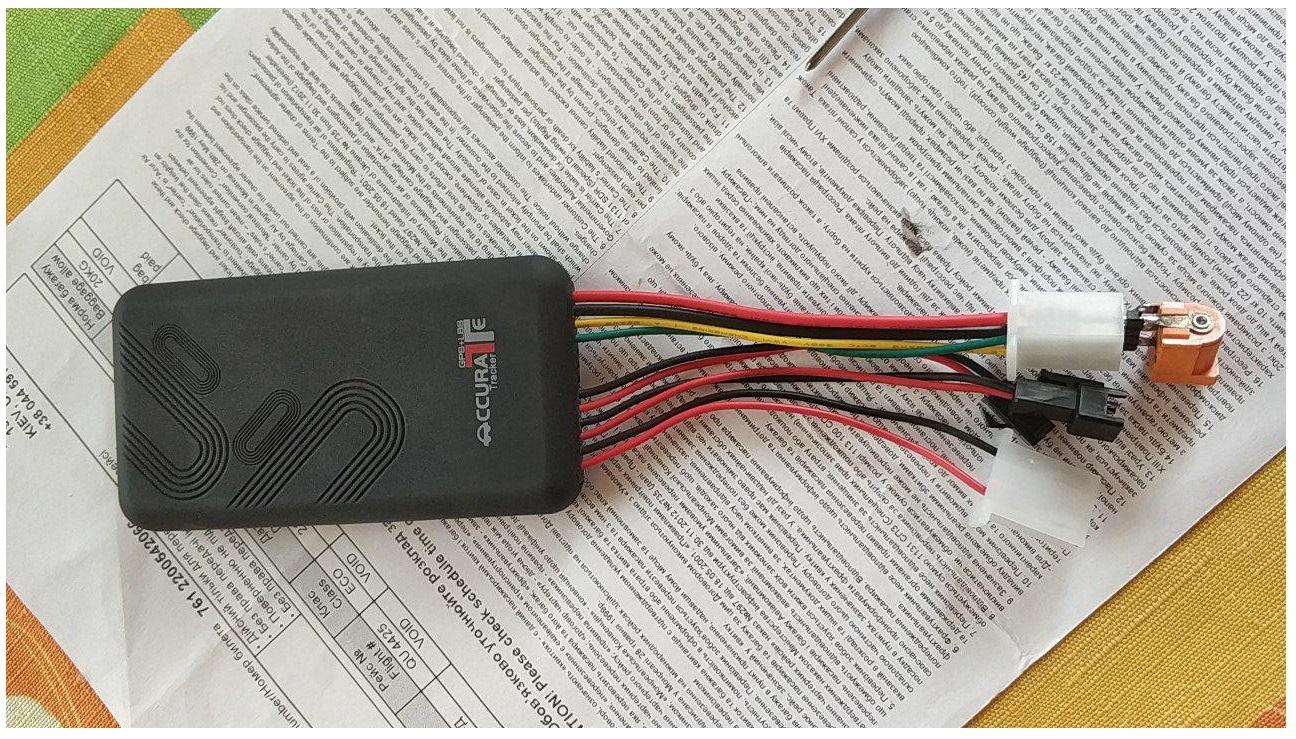 Прошивка для GPS трекера GT02A   odesoftami com
