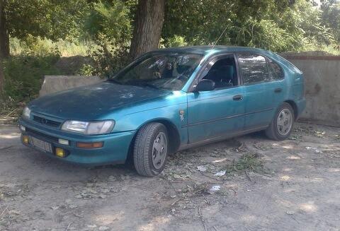Новые фотки — грязной машины