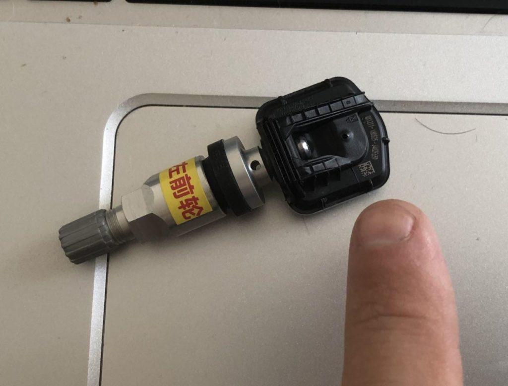 Привязка датчиков к блоку 70mai TPMS. Система контроля давления в шинах от Xiaomi
